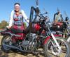 2007 Honda Rebel 250cc REBEL RUN(this photo is for example only; please contact seller for pics of the actual motorcycle for sale in this classified)