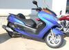 2007 Yamaha Majesty 400 CC Scooter w Royal Blue Paint color option