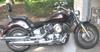 2007 Yamaha Vstar 1100 Custom w Cobra backrest for the passenger