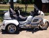 White 2008 Honda Goldwing Trike for sale in Stephenville TX Texas