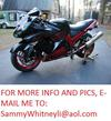 2008 Kawasaki Ninja ZX14 Limited Edition Ninja ZX-14 for sale by owner