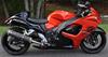 Orange 2008 SUZUKI GSXR HAYABUSA never wrecked