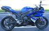 CHERRY FINE 2008 Yamaha R1 w blue paint color option