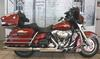2009 Harley Davidson Electra Glide Classic w Sun Glo Hot Red Paint Color Option