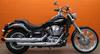2009 Kawasaki Vulcan 900 Custom with black paint color