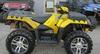 2009 Polaris Sportsman 850 EFI XP ATV  Nuclear Sunset LE