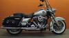 2010 Harley Davidson Road King Classic Brilliant Silver color paint with Pinstripes