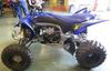 Blue 2010 Yamaha YFZ 450R w fuel injection