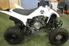 White 2011 Yamaha RAPTOR 125