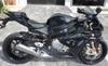 2012 BMW S1000RR with black paint color