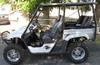 Custom Cage 2007 Yamaha Rhino ATV w SS rims, Crow Belts and rear seats
