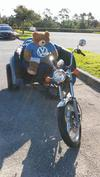 1500 CUSTOM VW TRIKE 1500 engine upgraded to 1620