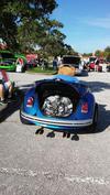 1500 CUSTOM VW TRIKE 1500 engine upgraded to 1620