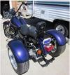 1994 Harley Davidson Dyna Low Rider Lowrider Trike w Frankenstein Trike Conversion Kit