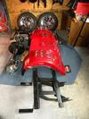 Used Harley Trike Kit for sale in woolrich, pa usa for a Harley Davidson sportster, softail, or Dyna