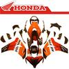 Honda Race Replica Motorcycle Fairings