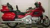 Metallic Red 2008 Honda Goldwing Touring Motorcycle