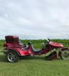 2002 Roadhawk VW Trike Motorcycle for sale by owner