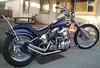 Custom 1969 Harley Shovelhead Chopper