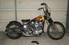 Titled 1956 Harley Davidson Panhead FLH