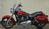 2012 Harley Davidson FLD103 Dyna w Ember Red Sunglo paint color
