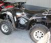 2012 Kawasaki Brute Force ATV w Black Paint Color