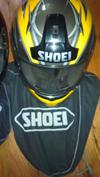 Used Shoei, Scorpion King motorcycle helmet for sale by owner in Modesto CA California