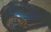Vintage 1950 Harley Davidson Motorcycle Fuel/Gas Tank