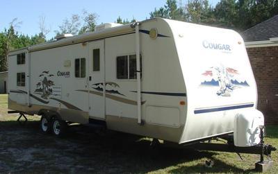 2005 35' Keystone Cougar