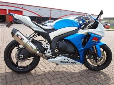 Used 2009 Suzuki GSX-R 1000 GSXR 1000