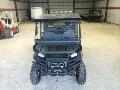 2011 Polaris Ranger Crew 800 EFI ATV