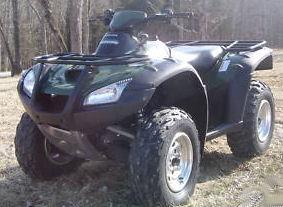 2009 Honda TRX680 Rincon 680 EFI 4x4 ATV four wheeler