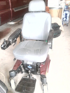Pronto Mobility Scooter Chair