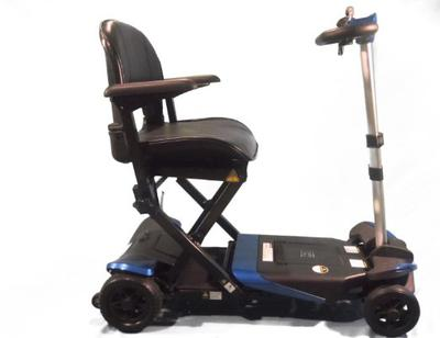 Used automatic folding Solax Mobility Scooter chair for Sale by owner