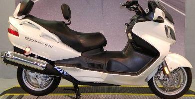 Used Suzuki Burgman 650 Scooter For Sale