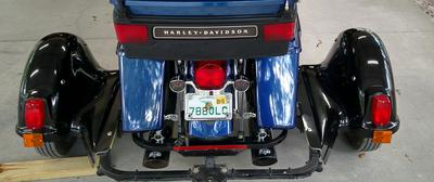Used Tow Pac InstaTrike Kit for SaleTow-Pac for Street Glide
