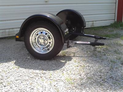 Used Voyager Trike Conversion Kit for Sale by owner for a Harley Davidson in MN Minnesota