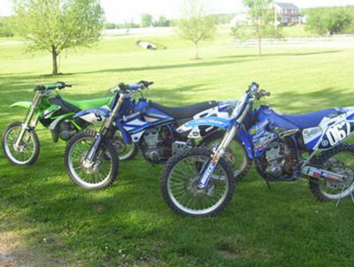 used yamaha dirt bikes for sale. Black Bedroom Furniture Sets. Home Design Ideas