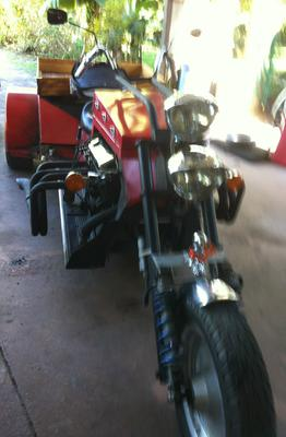 Custom V8 Trike for Sale by owner in FL Florida