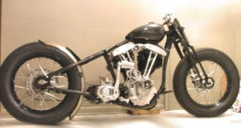 VINTAGE HARLEY for SALE ! 1935 Harley Davidson VL Springer Shovelhead