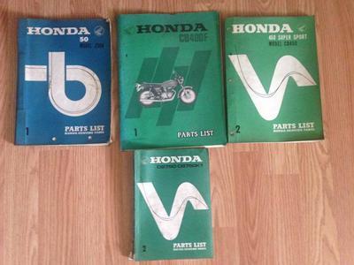 Vintage Honda NOS Parts for sale by owner