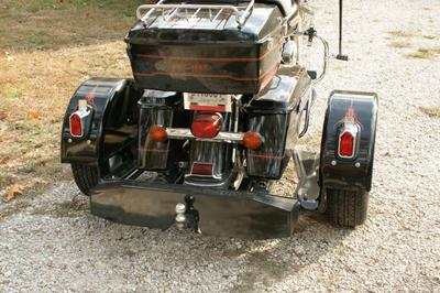 Voyager Trike Conversion (B Kit)