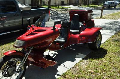 VW 2002 Road Hawk Trike  for Sale by Owner