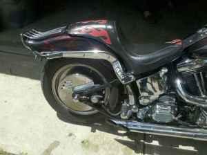 1990 Harley Davidson Softail FXSTC