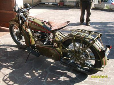 Beautifully restored Harley Davidson JD 1200 JD1200 and Parts (this photo is for example only; please contact seller for pics of the actual motorcycle or parts for sale in this classified)