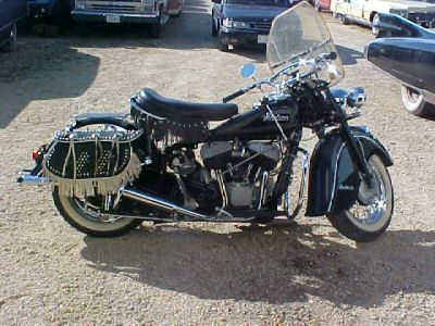 1948 INDIAN ROADMASTER CHIEF-AACA SENIOR NAT 1ST PLACE WINNER