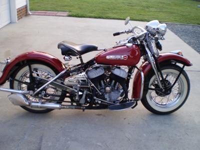 1949 Harley WL