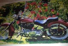 1952 Harley Davidson Panhead
