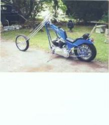 1962 Iron Horse Chopper Ironhorse
