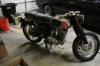 1967 Honda Benly Ca95 for sale by owner in Las Vegas NV Nevada